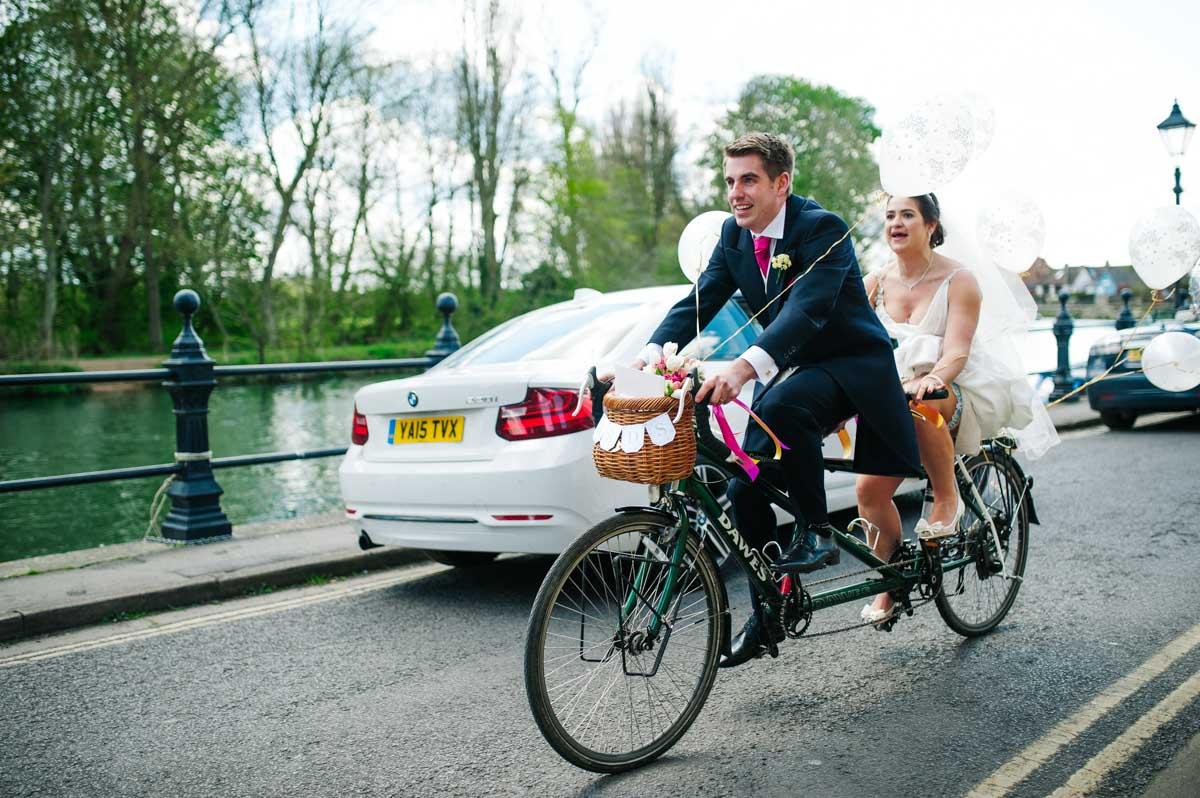Abingdon Wedding