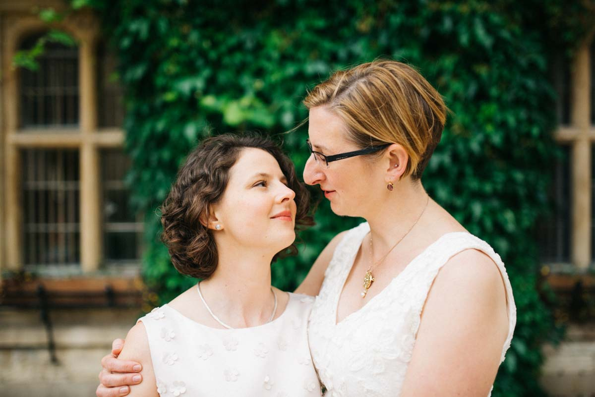 Brasenose College Wedding
